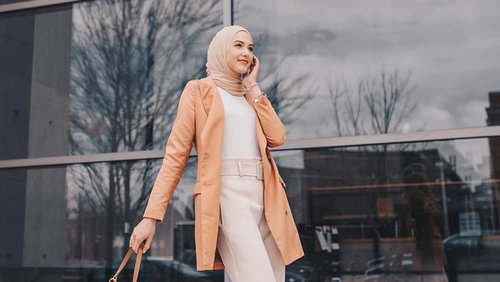 How to Rock the Nude Hijab with Your Outfit in 5 Easy Steps