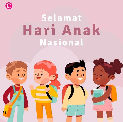Selamat Hari Anak Nasional!👧🏻👦🏻 Yuk, peluk anak kecil di dekat kita dan mulai belajar memahami pemikiran serta perasaan mereka✨ #ClozetteID