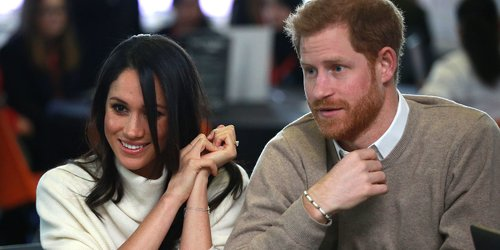 Prince Harry Blames Himself Over Royal Wedding Drama, and Meghan Markle Is Heartbroken