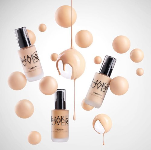Stay Light All Day With New Make Over Powerstay