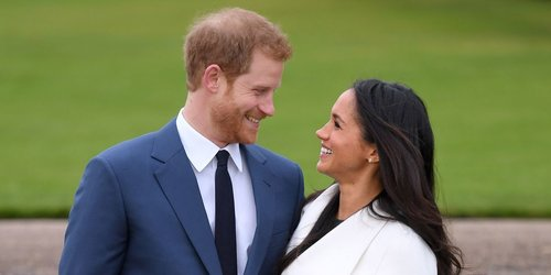 Every Single Photo from Prince Harry and Meghan Markle's Adorable Engagement Shoot