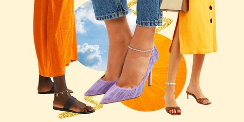 Um, Why Did We All Forget Anklets Are Cool?