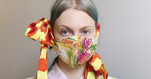 Where To Find A Fashion-Forward Face Mask To Express Your Personal Style