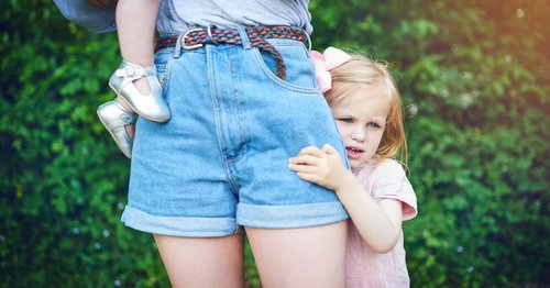 If Your Toddler Seems Afraid of Other Children, They Might Be Highly Sensitive