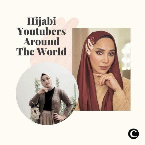 Yuk simak video berikut untuk kenalan dengan hijabi youtubers dari berbagai nagara. #ClozetteIDVideo #ClozetteID.📷 @raniekarlina @amenakhan @hanantehaili @vivyyusof @withloveleena
