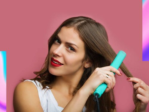 How Hot Should Your Flat Iron and Curling Iron Be?