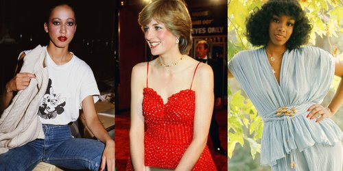 The Magical Outfits Your Favorite Celebs Wore in the '80s