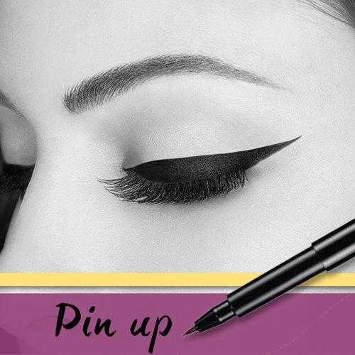 Eyeliner Look #7 Pin Up