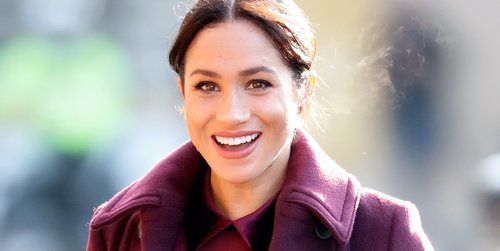Meghan Markle Reportedly Wants to Work Up Until Her Due Date and Is Already Planning a New Project