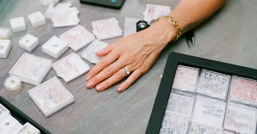 Your Engagement Ring Was Made to Shine — Here's How to Care For It