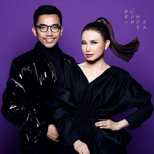 Rossa Beauty X Bubah Alfian Mengenalkan Warna Dari Supermodel
