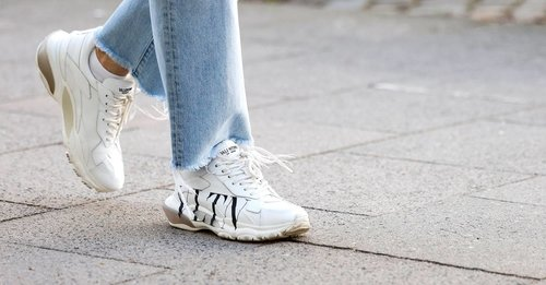 The coolest pairs of white trainers to wear with everything from jeans to dresses this spring