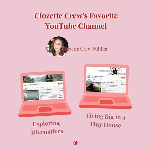 Self quarantine bikin kamu mati gaya di rumah? Nonton YouTube to the rescue!😆 Tunjuk tangan yang masa #dirumahaja-nya terselamatkan oleh video-video YouTube, jadi nggak berasa bosen sama sekali🙋🏻♀️ tapi, kalau kamu udah bingung nonton apalagi di YouTube, kamu bisa intip channel YouTube favorit Clozette Crew berikut ini, siapa tahu bisa jadi favorit kamu juga!✨.Psst..... swipe sampai akhir untuk lihat channel YouTube terrrrr-favorit semua Clozette Crew!👀 #ClozetteID