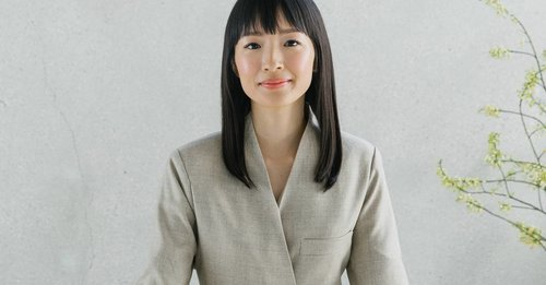 Organisation guru Marie Kondo shares her foolproof guide to sparking joy whilst working from home