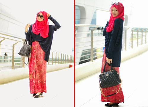 Inspirasi Rok Batik