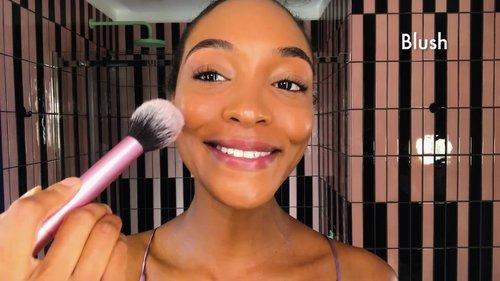 Jourdan Dunn Reveals the Secrets Behind Her Model Off-Duty Glow