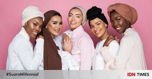 Hindari Memakai Hijab dengan 5 Warna Ini, Bikin Wajah Nampak Kusam