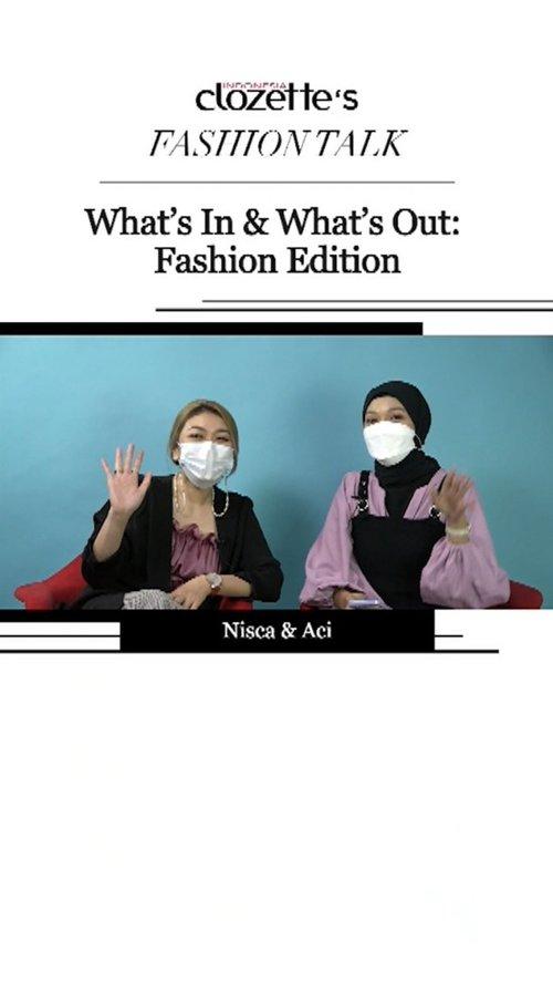 Mumpung masih awal tahun, ngobrolin fashion trend, yuk! Kira-kira apa saja ya tren tahun 2020 lalu yang udah kadaluwarsa dan akan makin hits di tahun ini, lalu apa aja sih tren baru yang akan booming di 2021? . #ClozetteID
