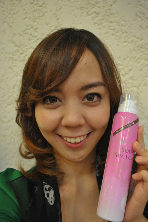 Have you tried Soda Spa Foam from Tansan at One Piece Hair Studio? This product is made from CO2 which help cleansing your hair and also can be applie... Read more →