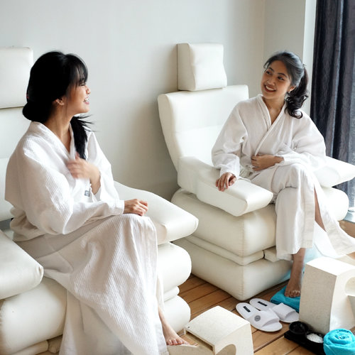 Ritual Spa Mewah Di Fit And Spa, Pullman Jakarta Central Park