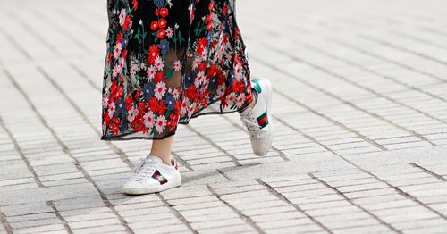 These 11 White Sneakers Are All We Want to Wear This Year
