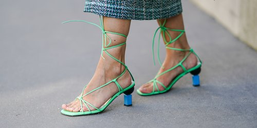 You'll Wanna Get in on These Cute 2021 Shoe Trends Stat
