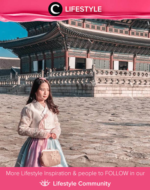 No, this isn't an image still from historical Kdrama. This is Clozetter @nataldesi and her hanbok experience in South Korea! Simak Lifestyle Update ala clozetters lainnya hari ini di Lifestyle Community. Yuk, share momen favoritmu bersama Clozette.