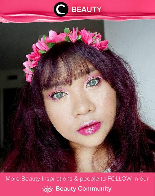 Sugar plum fairy makeup. Simak Beauty Updates ala clozetters lainnya hari ini di Beauty Community. Image shared by Clozetter @redhacs. Yuk, share beauty product andalan kamu.