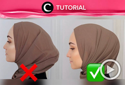 How to get the perfect hijab bun? Steal the tutorial here: https://bit.ly/33PoNgF. Video ini di-share kembali oleh Clozetter @shafirasyahnaz. Lihat juga tutorial lainnya yang ada di Tutorial Section.