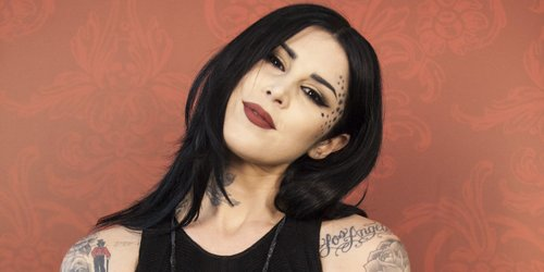 "Kat Von D Sold Her Brand Because She Feels She Doesn't ""Fit Into"" the Beauty Industry Anymore"