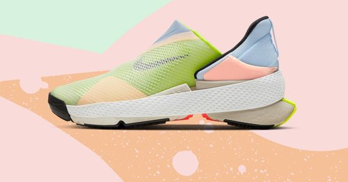 Nike has released a pair of slip-on, laceless trainers and they're blowing our tiny minds