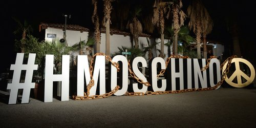 H&M Is Collaborating With Moschino on Its Next Designer Collection