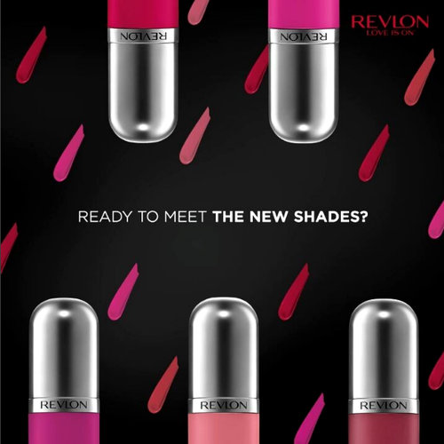 5 Warna Baru Revlon Ultra HD™ Matte Lipcolor