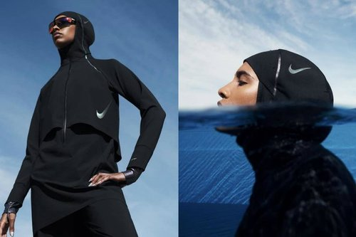 Nike Luncurkan Hijab Swimwear Anti Sinar Matahari