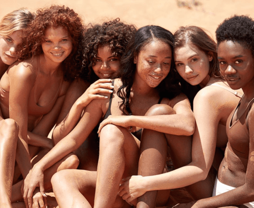 Aerie (finally!) released nude underwear for every skin tone