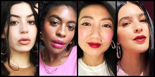 Mask On, Lipstick On: Big Lipstick Energy