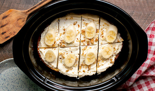 19 Summer Desserts You Can Make in a Slow Cooker