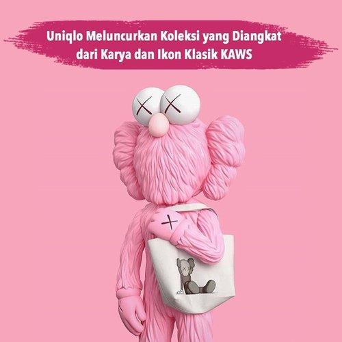 Uniqlo kembali merilis koleksi kolaborasi dengan KAWS untuk yang keempat kalinya. Dalam koleksi kali ini, UT KAWS: SUMMER, hadir dalam bentuk t-shirt dan totebag yang diangkat dari ikon klasik dan karya terbaru dari seniman asal New York ini.  Diluncurkan pada 03 Juni 2018, kini kamu sudah bisa mendapatkan koleksi ini di seluruh store Uniqlo Indonesia. 📷 @uniqloindonesia #ClozetteID #ClozetteIDCoolJapan #utxkaws #uniqloindonesia