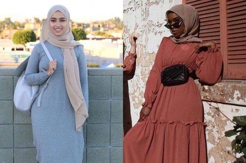 Ini 6 Padu Padan Warna Baju dan Hijab yang Bikin Penampilan Kusam