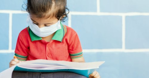 How Can Kids Possibly Wear a Mask All Day? This Montessori Teacher Explains
