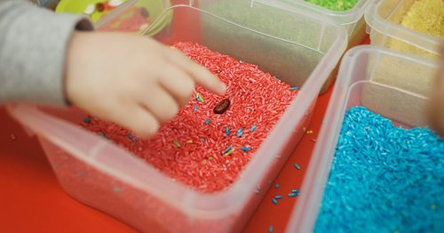 Help Toddlers Learn From Home Using This Mom's Playful Montessori-Based Activities
