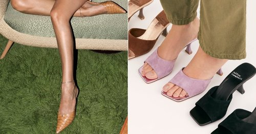 19 Cool Mules That Are About to Dominate Your 2020 Wardrobe