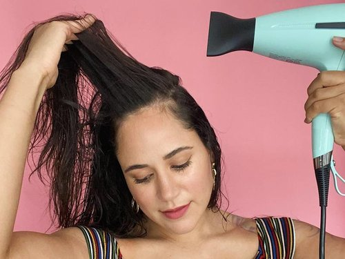 How to DIY the Perfect Salon Blowout at Home