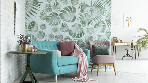 These Wallpaper Trends Make Your Space Look Luxe From Floor To Ceiling