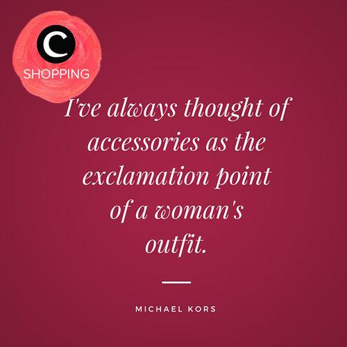 Lengkapi Fashion Friday-mu dg berbagai asesoris yang dapat dibeli di  http://bit.ly/bzracscrew #ClozetteBazaar. Accessories will always help bring out your outfit!