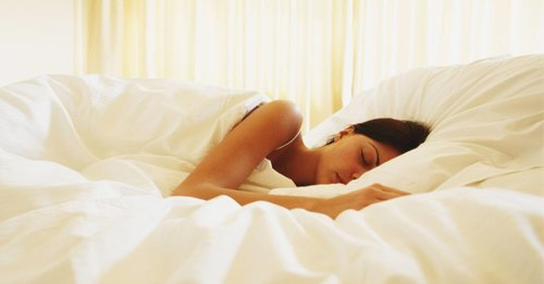 Sleeping with the heating on could be causing your skin to flare up
