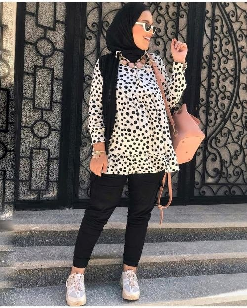 Practical formal and casual hijab outfits | | Just Trendy Girls