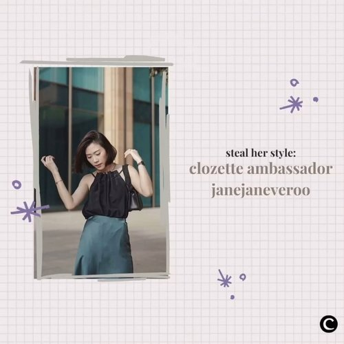 Brighten up your mood with your best ootd like Clozette Ambassador @janejaneveroo in her everyday outfit!✨ #ClozetteID #ClozetteIDVideo