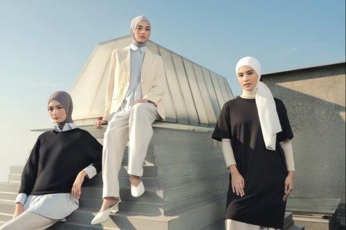 8 Cara Layering Baju Untuk Hijaber Agar Tampil Elegan Tanpa Berlebihan