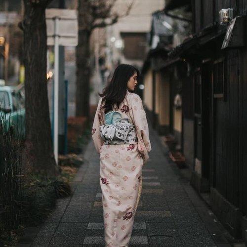 Adaptasi Kimono Mencuri Perhatian Di Jepang